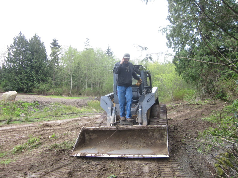 Excavation Land Clearing Site prep Sewer Water HDPE certified Storm water Road building Erosion Control Septic Systems